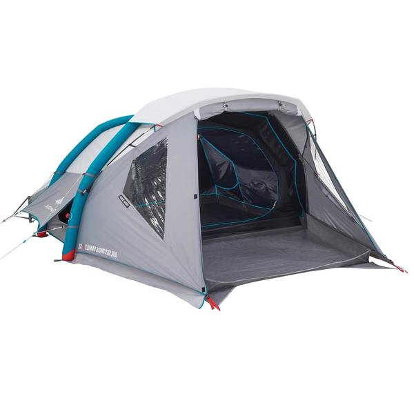 decathlon tente gonflable