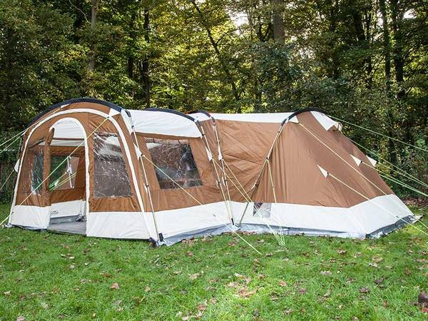 equipement camping tente