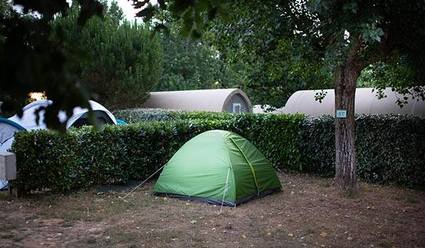 tente de camping gonflable